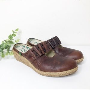 El Naturalista N923 Recyclus Ella Clog Shoes